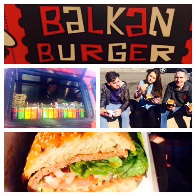 Balkan Burger Recipe — Dishmaps